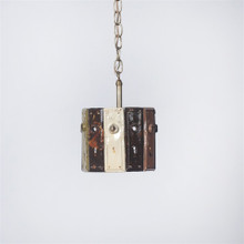 "8"" Key Plate Pendant Light"
