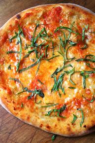 Classic Pizza Margherita - (Free Recipe below)