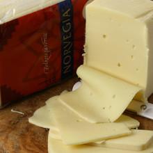 Norvegia, a golden Gouda-style Cheese - 2 lbs.