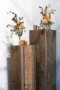 Boatwood Column / Stand - 59.75""