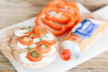 Norwegian Kavli Soft Spread Cheese Tube Many Flavors Shrimp, Jalapeno, Ham, Bacon Mushroom