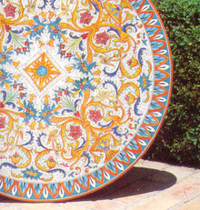 Venezia Round Table Design - many sizes, shapes available