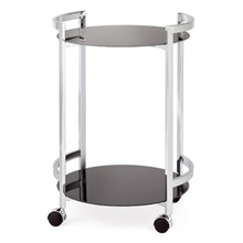Berlin Round Bar Cart