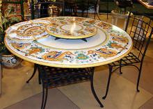 Raffaellsco Lava Table and 4 Chairs