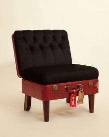 The Suitcase Chair - Vintage Suitcases - Custom orders