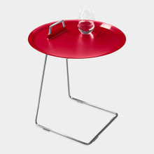 Contemporary Tray Porter Table