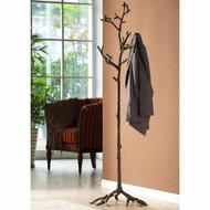 Lovebird Coat Rack