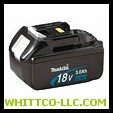 18V 3.0AH LITHIUM-IONBATTERY|BL1830|458-BL1830|WHITCO Industiral Supplies