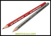 MARKAL SILVER-STREAK WOODCASE WELDER'S PENCIL|96101|434-96101|WHITCO Industiral Supplies
