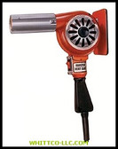500-750DEG. HD HEAT GUN120V 14A 16|HG-501A|467-HG-501A|WHITCO Industiral Supplies