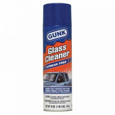19-OZ. AEROSOL GLASS CLEANER