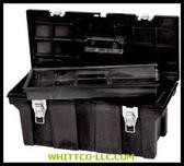 "36"" DURABLE TOOL BOX BLACK|700-BLA|640-7804-00-BLA|WHITCO Industiral Supplies"