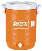 COOLER 5 GAL GOTT -ORANGE