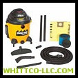 12 GA. 5 PEAK HP WET/DRYVACUUM|51-10|677-962-51-10|WHITCO Industiral Supplies