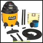 22 GAL. 6.5 PEAK HP WET/DRY VACUUM|54-10|677-962-54-10|WHITCO Industiral Supplies