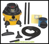 6 GAL. 3 PEAK HP WET/DRYVACUUM|41800|677-965-06-10|WHITCO Industiral Supplies