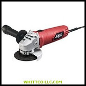 "4 1/2"" ANGLE GRINDER WITH METAL FRONT
