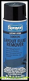 16-OZ. LAYOUT FLUID REMOVER|S00606|425-S00606|WHITCO Industiral Supplies