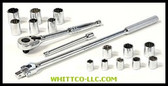"SET SKT 17 PC. 1/2"" DR.