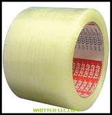 "646 2""X55Y 2MIL POLYPROPYLENE TAPE CLEAR CARTO