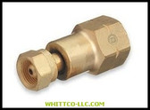 WE 324 ADAPTOR   Sold ONLY in the QUANTI  312-324
