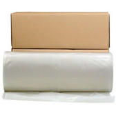8 mil flame retardant Plastic Sheeting 20x100 CLEAR (8MIL20X100CFR) Plastic Sheeting-Vapor Barrier
