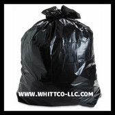 33 gallon Black 150 bags per case .9 mil (PC39100BK
