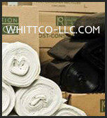 PC39MRBK 45 Mil. 32- Can Liners - Trash bags -Revolution bag Company EPA- LEED- Sustainability