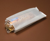 0.5 Mil. 6 X 3 1/2 X H-08  Poly Bags, WHITTCO Industrial Supplies