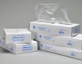 0.45 Mil. 12 X 10 3/ K-12  Poly Bags, WHITTCO Industrial Supplies
