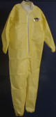 Coverall   elastic wrists and ankles. Size 3XL SG5417-3XL