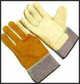 Grain leather palm,  5211SB