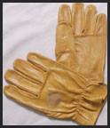 Gold  goatskin drive 7950