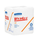 Kimberly Clark* WypAll* L30 Wipers are ideal for a variety of light-duty maintenance, processing and janitorial wiping tasks.