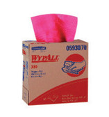 You can always count on WYPALL* X80 Towels for consistent size, shape, and cleanliness. Pound for pound, SuperCharged WYPALL* X80 Towels absorb more water and oil than rental shop towels.