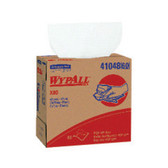 Kimberly Clark WypAll X80 Towels have been upgraded with SuperCharged technology, making it the choice for the toughest jobs. Made using our patented HydroKnit fast-absorbing material.