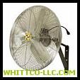 "24"" COMM UNIT WALL/CEILING MT AIR CIRC NON-OSC|71572|063-71572|WHITCO Industiral Supplies"