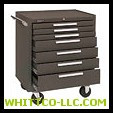 00071 ROLLER CABINET 7 DRAWER BROWN|297B|444-297B|WHITCO Industiral Supplies