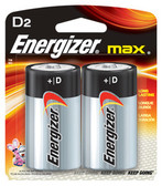 Energizer MAX batteries deliver dependable, powerful performance that keeps going and going. Providing long life for the devices you use every day - from toys to CD players to flashlights. The latest generation of our popular alkaline batteris is exactly what you need. You never quit. Your battery shouldn't either.
