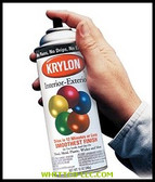 CHERRY RED 5 BALL INTERIOR/EXTERIOR SPRAY PAINT|K02101A00|425-K02101A00|WHITCO Industiral Supplies