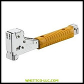 00053 STAPLE HAMMER TACKER H.D.   Sold ONLY in the QUANTITY INCREMENTS  of  1 per & Packaged  10EA/CT