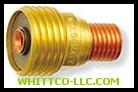 1/8 GAS LENS|45V45|366-45V45|WHITCO Industiral Supplies