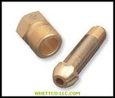 CGA 500-510-580-590 NIPPLE|15-4|312-15-4|WHITCO Industiral Supplies