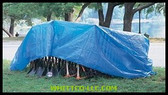 ANCHOR 11011 16' X 20' POLY TARP WOVEN LAMIN|1620|101-1620|WHITCO Industiral Supplies