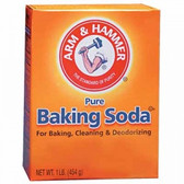 ARM & HAMMER BAKING SO 16 OZ BOX