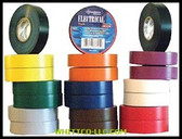 "777-1 3/4"" X 60' BLACK ELECTRICAL TAPE