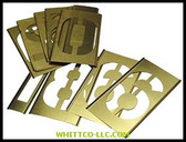 "3"" NUMBER SET 15PC