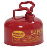 5GAL TYPE 1 SAFETY CAN W/FUNNEL (258-UI-50-FS)