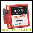 "3/4""IN-LINE FLOW METER