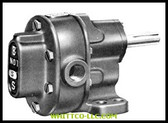 2 ROTARY GEAR PUMP FOOTMTG WRV- #4|41677|117-713-2-7|WHITCO Industiral Supplies